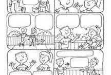 Story comic