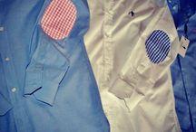 Degraci / Ligne de prêt à porter et de chemises sur mesure masculine.
