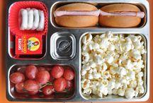 School Lunch Ideas / by Rebecca Sagen