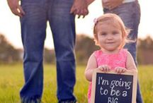 Baby announcement / by Katie O'Maley