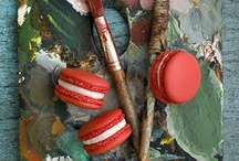 Boozy Macarons / Creatively different, Macarons inspired by Britains favourite tipples