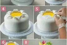 Wedding Cakes Idea's