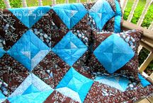 Quilty and Comfy / by CallaLeah Crafter