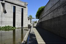 1 Hour at Tomba Brion / A recent work trip offered the opportunity to visit the Tomba Brion at San Vito di Altivole by architect Carlo Scarpa