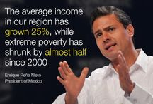 Quotes: Latin America 2015 / Quotes from the World Economic Forum on Latin America 2015