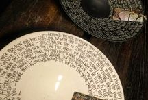 Lyric Bowls / Outstanding Ceramic Art