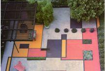 Modernist Garden Moods...