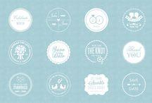 Свадебные логотипы