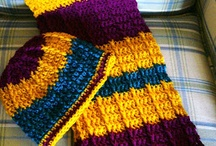 Crochet Scarfs / by Stephanie Reed