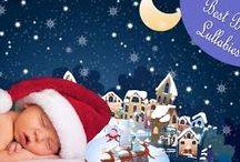 Christmas Best Baby Lullabies / Cute pictures of Christmas Babies fro Best Baby Lullabies