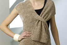 Free knitting patterns / Here are projects for knitting on a cold night .... Have fun