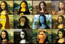 Kuvataide, Mona Lisa
