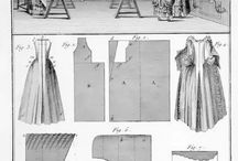 Sewing: Historical patterns