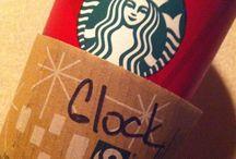 Glock in Starbucks