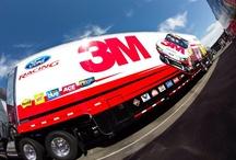 Number 16 3M NASCAR team