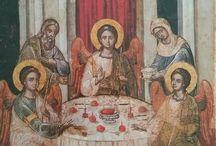 Icons - Αγία Τριάδα / Saint Trinity - icons