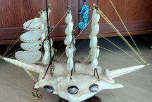 Deniz Kabuğu Tasarım