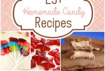 homemake candy