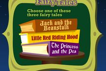 Fairy Tales / by Beth Cook