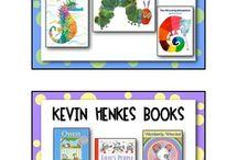 Classroom : author studies general