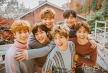 ASTRO (아스트로) / Astro (Korean: 아스트로, stylized as ASTRO) is a South Korean boy group formed by Fantagio Music in 2016. It is composed of six members: MJ, JinJin, Cha EunWoo, Moon Bin, Rocky and Yoon SanHa. The group debuted on August 18, 2015 in the South Korean series To Be Continued.