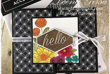 Accented Blooms Stamp Set