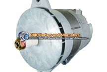 New Products / New Products by OBB Starters and Alternators.
