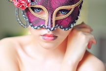 masquerade party / by Sharon Tappa