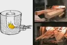 Rocket Stoves and Other Ways to Cook Off-Grid