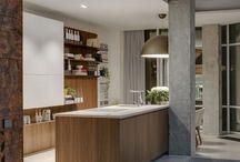 INT | Kitchen | Wood