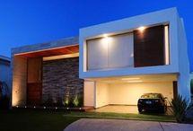 Modern homes / Interesting houses