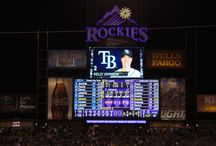 Colorado Rockies Baseball / We love our Rockies! Photos of the Colorado Rockies and Coors Field