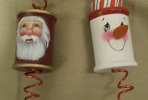 Christmas Crafts / by Susan Cooke