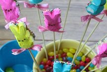 Easter crafts / by Lydia Froese