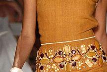 DRESSES ORANGE