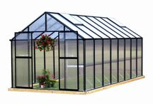 Greenhouse Kits / www.allsunsolarproducts.com