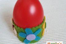 feltro porta uovo