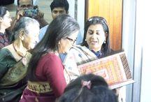 Baluchari Exhibition Day 1