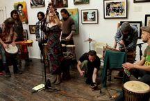 Tribal & Ethnic Music