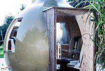 Die Kugl-Lounge via LIVING EXCLUSIVE