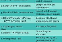Spinning Workouts