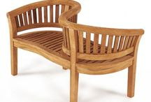 Outdoor Garden Benches / Outdoor Teak Garden Benches.  These high end teak garden benches are solid, stylish, sustainable and would look equally stunning in any discerning home or public setting. Whether it be adding the finishing touch to your garden or modernising existing garden furniture, finding the perfect wooden garden benches should be simple.