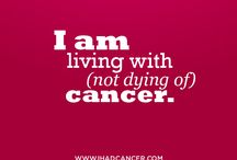 My cancer fight