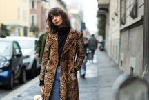 Leopard prints / Fashion moda