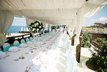 Weddings in Malta - Scenic Terrace / The enviable location of our Scenic Terrace wedding venue makes this the perfect location for your wedding in Malta.  The venue is located in St Julian's and the amazing views that surround the stunning resort and terrace where your wedding ceremony and reception will take place are to die for!