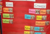 collecting data- preschool
