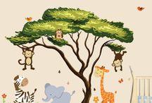 Kinderzimmer Ideen + Deko