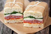 Brote, Sandwiches & Getoste
