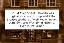 History of Haworth and Rose & Co. / No. 84 Main Street, Haworth has such a rich history...