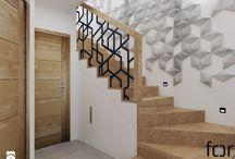 Dom - schody